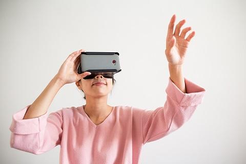 直播与VR的跨界:150亿的市场VR抢占的理由是什么