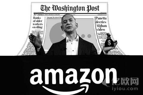 15张图标解析:亚马逊市值一年大涨1600多亿美元